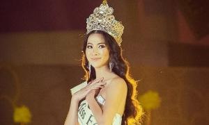 Khoảnh khắc Phương Khánh hết đương nhiệm Miss Earth