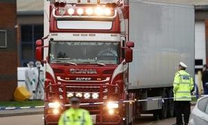 Ba nghi phạm vụ 39 thi thể trong container được tại ngoại