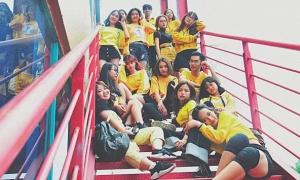 Step Up Club vào vòng Biểu diễn 'Kpop Dance For Youth'