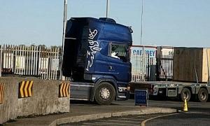 Tìm thấy tài xế chở container 39 thi thể tới cảng Bỉ
