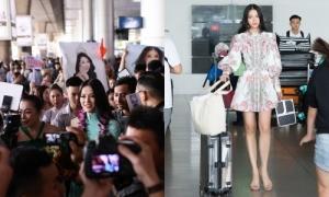 Khoảnh khắc đối nghịch của Phương Khánh khi hết nhiệm kỳ Miss Earth