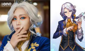 Cô gái 12 năm sống với đam mê cosplay