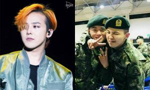 8 idol Kpop trước và sau khi nhập ngũ