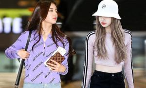 4 xu hướng đồ thu đông đang gây sốt với idol Hàn