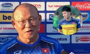 HLV Park: 'Tôi muốn trực tiếp theo dõi chấn thương của Đình Trọng'