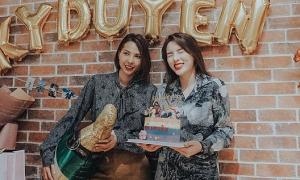Minh Triệu tổ chức sinh nhật cho Kỳ Duyên