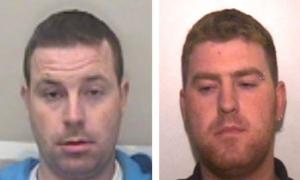 Hai anh em trong vụ 39 thi thể bị nghi là người thuê tài xế container