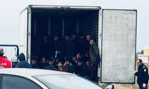 Cảnh sát Hy Lạp phát hiện 41 người di cư trong container