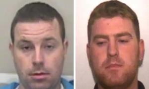 Hai nghi phạm vụ 39 thi thể bị đe dọa