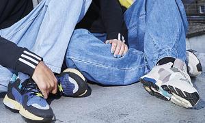 Giày ZX Torsion tái xuất với những phối màu cá tính