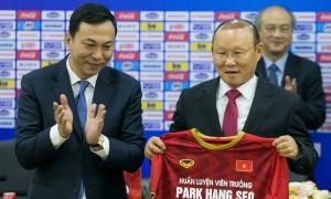 HLV Park: 'Trách nhiệm của tôi với tuyển Việt Nam sẽ nặng nề hơn'