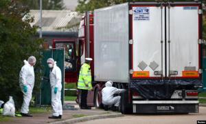 Người phụ nữ Hải Phòng chết trong container khi chưa kịp gặp con