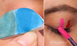 Mẹo trang điểm mắt từ dễ đến khó