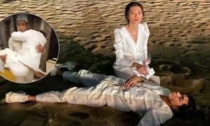 Jun Phạm chiếm spotlight ở đám cưới Đông Nhi vì quá... lầy