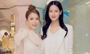 Sam gặp gỡ mỹ nhân 'Hoa du ký' tại Hàn Quốc