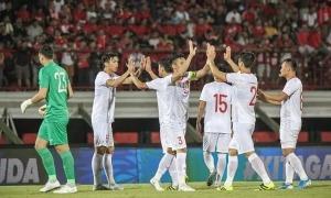 AFC nói UAE gặp khó khăn khi đối đầu Việt Nam