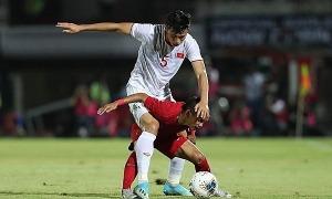 Văn Hậu được đề cử 'cầu thủ trẻ hay nhất châu Á'