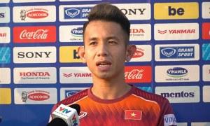 Hồng Duy: 'Cả đội an ủi tinh thần Công Phượng sau trận gặp UAE'