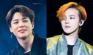 G-Dragon đe dọa ngôi vương của BTS trong BXH thương hiệu