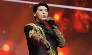 Noo Phước Thịnh hát live 'I'm Still Loving You' ở Hàn Quốc
