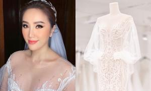 3 bộ váy cưới như công chúa của Bảo Thy