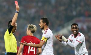 HLV Ber Van Marwijk: 'Không có VAR nên UAE thua Việt Nam'