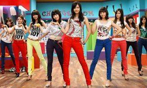 9 tượng đài vũ đạo của Kpop