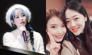 IU khiến fan rơi nước mắt khi nhắc đến Sulli tại concert