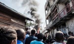 Máy bay đâm vào khu dân cư, ít nhất 29 người chết