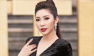 Hoa hậu Đặng Thu Thảo giảm 17 kg sau kết hôn