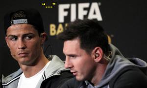 Ngập tràn ảnh chế ngày Messi giành Quả bóng Vàng