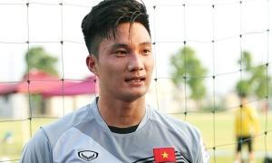 Thủ môn 1,86m của U23 Việt Nam cưới vợ