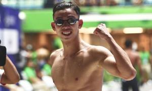 'Kình ngư'' Huy Hoàng phá kỷ lục SEA Games