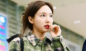 Na Yeon (Twice) khóc sụt sùi trong lễ trao giải MAMA