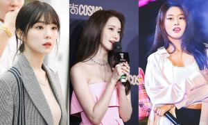 Bộ ba visual Kpop là MC cho show âm nhạc cuối năm