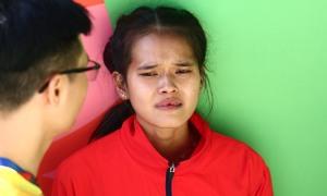 VĐV Việt Nam run 'không mặc nổi quần' sau khi về đích