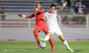 Singapore kỷ luật 6 cầu thủ đi chơi đêm trước trận gặp Việt Nam