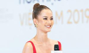 Hương Ly ngất xỉu khi Hoa hậu Hoàn vũ VN công bố kết quả