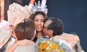 Gia đình HH Khánh Vân: Con gái có chút bướng bỉnh, nam tính