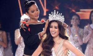 Những phần thi của Khánh Vân tại chung kết Hoa hậu Hoàn vũ VN