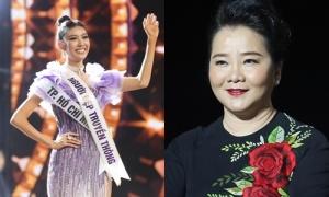 Trưởng BGK Hoa hậu Hoàn vũ: Thúy Vân ứng xử tốt nhưng 'thiếu trái tim'