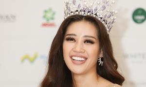 Khánh Vân: 'Tôi áp lực với thành công của H'Hen Niê'