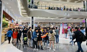 AeonMall khai trương trung tâm thương mại tại Hà Đông