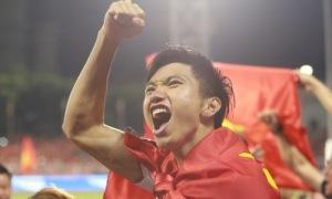 Báo Indonesia cho rằng Văn Hậu chơi xấu ở trận chung kết