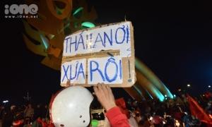 CĐV Đà Nẵng đi bão: Tạm biệt Indonesia, Thái Lan ơi xưa rồi!