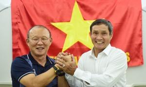 HLV Mai Đức Chung: 'Ông Park khóc khi cổ vũ tuyển nữ'