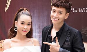 Lan Ngọc, Sam hát không cát-xê ở liveshow của Ngô Kiến Huy