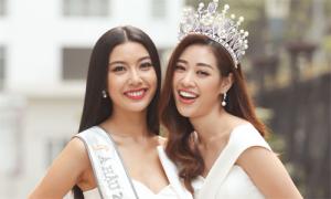Thúy Vân: 'Hoa hậu Khánh Vân thiếu một chút điềm đạm'