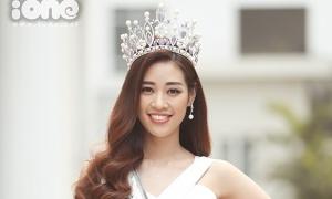 Hoa hậu Khánh Vân: 'Em có tất cả, chỉ thiếu mỗi tiền'