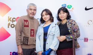 Những cổ động viên đặc biệt của Kpop Dance For Youth